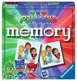 PJ Masks memory® Jeux;memory® - Ravensburger
