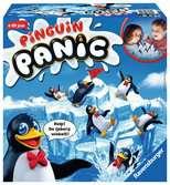 Pinguin Panic Spellen;Vrolijke kinderenspellen - Ravensburger
