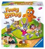 Ravensburger --- Funny Bunny - for Kids age 4 years and up Games;Family Games - Ravensburger