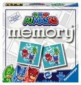 Ravensburger PJ Masks Mini Memory® Game Games;memory® - Ravensburger
