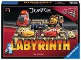 Labyrinth Junior Disney Auta 3 Hry;Zábavné dětské hry - Ravensburger