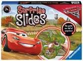 Disney Auta 3 Surpr. Slides Hry;Zábavné dětské hry - Ravensburger