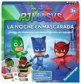PJ Masks La noche enmascarada Juegos;Juegos infantiles - Ravensburger