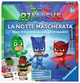 PJ Masks La notte mascherata Giochi;Giochi di società - Ravensburger