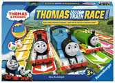 Thomas & Friends Train Race Game Games;Children s Games - Ravensburger