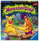 Monster Slap Spellen;Vrolijke kinderspellen - Ravensburger