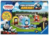 Thomas&Friends: Full Steam Ahead! Games;Children s Games - Ravensburger