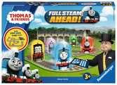 Thomas&Friends: Met volle kracht vooruit! Spellen;Vrolijke kinderspellen - Ravensburger