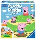 Ravensburger Peppa Pig s Muddy Puddles Game Games;Children s Games - Ravensburger