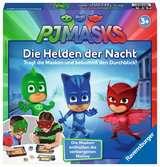 PJ Masks Die Helden der Nacht Spiele;Kinderspiele - Ravensburger