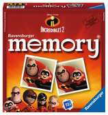 Disney/Pixar The Incredibles 2 memory® Juegos;Juegos infantiles - Ravensburger