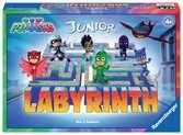 PJ Masks Junior Labyrinth Spellen;Vrolijke kinderspellen - Ravensburger