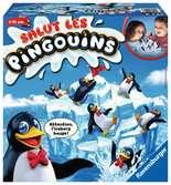 Salut les pingouins Jeux de société;Jeux enfants - Ravensburger