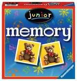 Junior memory® Spiele;Kinderspiele - Ravensburger