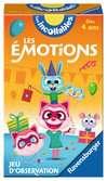 Le jeu des émotions des Incollables Jeux;Jeux de société pour la famille - Ravensburger