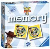Ravensburger Disney Pixar Toy Story 4, Mini Memory® Game Games;memory® - Ravensburger