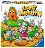 Lotti Karotti Hry;Zábavné dětské hry - Ravensburger