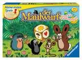 Der Maulwurf und sein Lieblingsspiel Spiele;Kinderspiele - Ravensburger