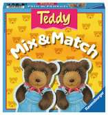 Teddy Mix & Match Games;Children's Games - Ravensburger