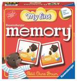 My First Grand memory® Petit Ours Brun Premier âge;Jeux - Ravensburger