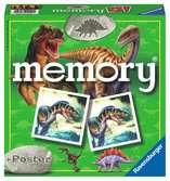 Grand memory® Dinosaures Jeux;memory® - Ravensburger