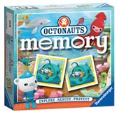 Octonauts mini memory® Games;memory® - Ravensburger