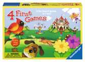 4 First Games Games;Children's Games - Ravensburger