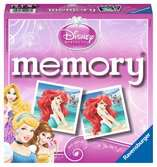 Disney Princess memory® Juegos;Juegos educativos - Ravensburger