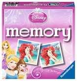 Disney Princess memory® Spil;Børnespil - Ravensburger