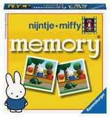 miffy mini memory® Jeux;memory® - Ravensburger