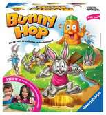 Bunny Hop Spellen;Vrolijke kinderspellen - Ravensburger