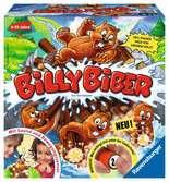 Billy Biber Spiele;Kinderspiele - Ravensburger