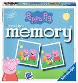 Grand memory® Peppa Pig Jeux de société;Jeux enfants - Ravensburger