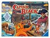 Captain Black Spiele;Kinderspiele - Ravensburger