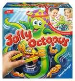 Jolly Octopus Hry;Zábavné dětské hry - Ravensburger