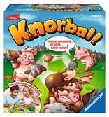 Knorbal! Spellen;Vrolijke kinderenspellen - Ravensburger