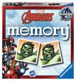Ravensburger Marvel Avengers Assemble Mini Memory® Game Games;memory® - Ravensburger