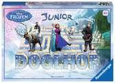 Frozen Junior Doolhof Spellen;Vrolijke kinderenspellen - Ravensburger