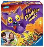 Flo Fladdermuis Spellen;Vrolijke kinderenspellen - Ravensburger