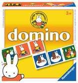 Miffy mini Domino Jeux;Jeux de société enfants - Ravensburger