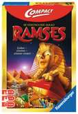 Ramses Compact Spellen;Spellen voor het gezin - Ravensburger