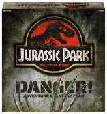Jurassic Park Danger! Games;Strategy Games - Ravensburger