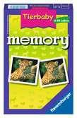 Tierbaby memory® Spiele;Mitbringspiele - Ravensburger