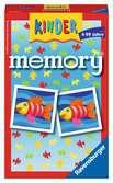 Kinder memory® Spiele;Mitbringspiele - Ravensburger