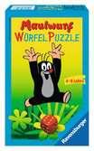 Der Maulwurf Würfelpuzzle Spiele;Mitbringspiele - Ravensburger