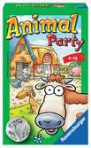 Animal Party Spellen;Pocketspellen - Ravensburger