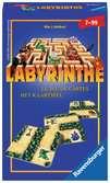 Labyrinthe kaartspel Spellen;Pocketspellen - Ravensburger