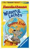 Mauseschlau & Bärenstark  Wissen und Lachen - Unsere Erde Spiele;Mitbringspiele - Ravensburger