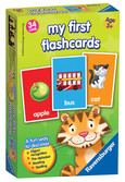 My First Flashcards Game Games;Children s Games - Ravensburger