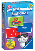 My First Numbers Flashcards Game Games;Children s Games - Ravensburger